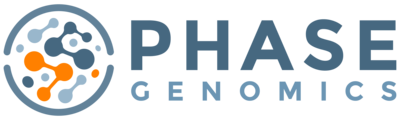 Phase Genomics Logo
